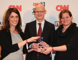 CNN Journalist Award 2013