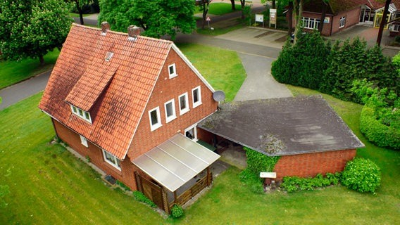 Haus in Neugnadenfeld (c) Christian Mangels