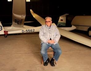 Typisch! Werner Mansow und sein fliegender Campingplatz